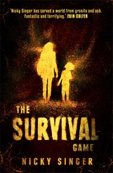 The Survival Game Nicky Singer cover[3]