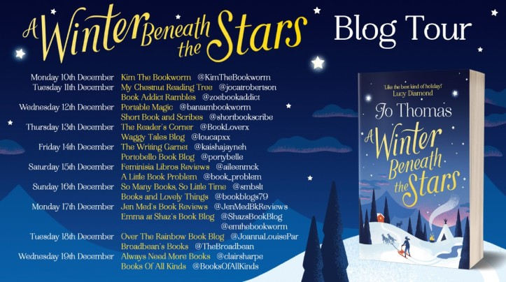 Winter Beneath The Stars Blog Tour Poster (1)