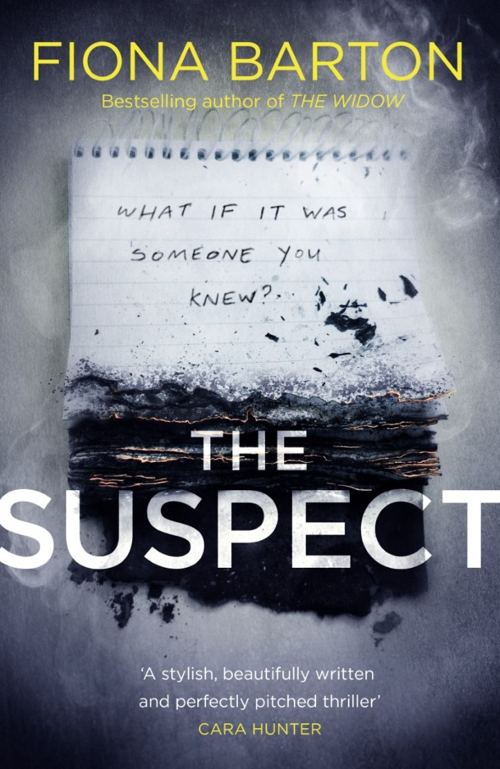 the suspect cover image