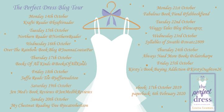 Blog Tour Perfect Dress PLUS