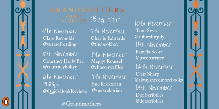 Grandmothers Blog Tour