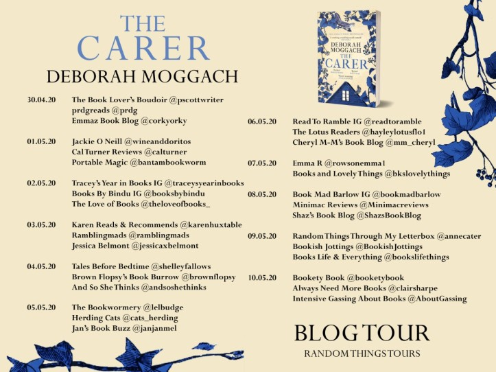 The Carer BT Poster